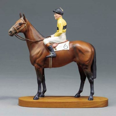 A BESWICK EQUESTRIAN GROUP ENT