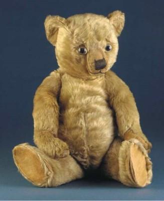 'Rinty', a Chiltern teddy bear