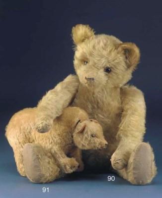 An unusual British bear on all