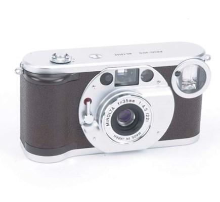 Minolta Prod 20's no. 13159