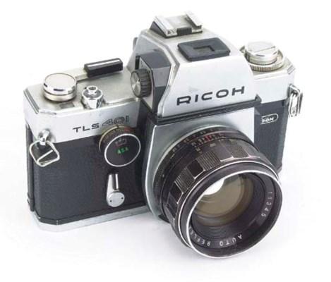 Ricoh TLS 401 no. 2104936