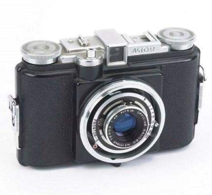 Ferrania cameras: