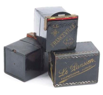 Le Francville cameras