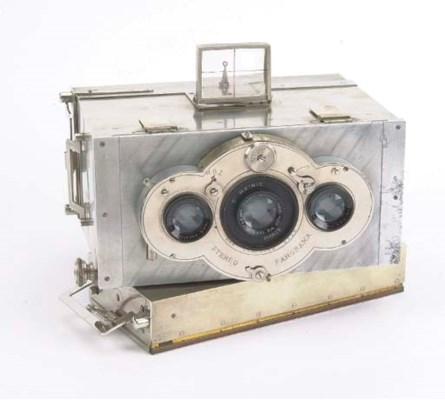 Stereo Panorama camera