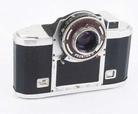 Cyclope camera