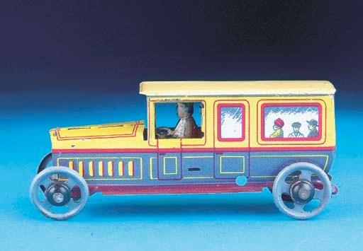 A Distler four-light Limousine