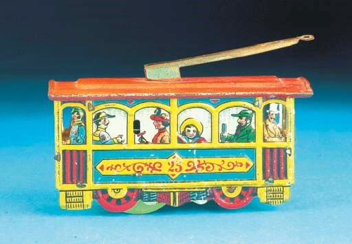 An early Meier Street Trolley