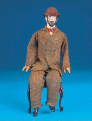 A Pfeiffer Bearded Man