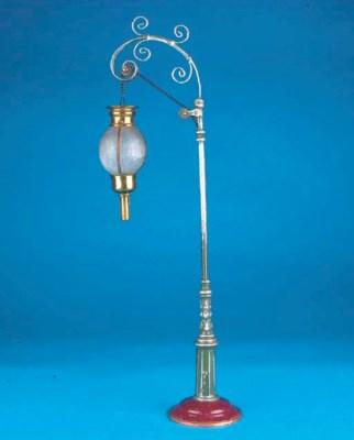 A Märklin Street Lamp