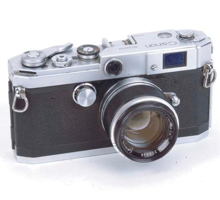 Canon L2 no. 520717