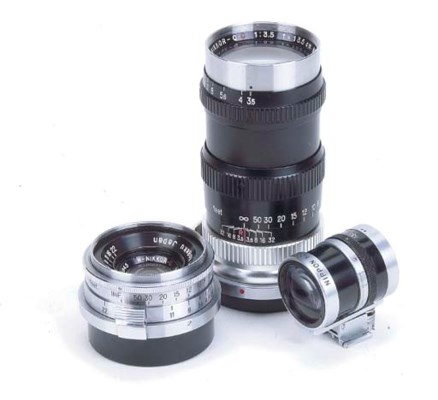 Nikon rangefinder-fit lenses