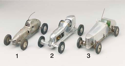 A part-rebuilt all aluminium R