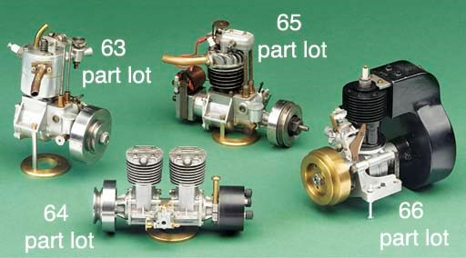 A spark ignition engine with b