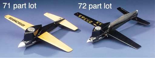 A tether-line aircraft, No. 26