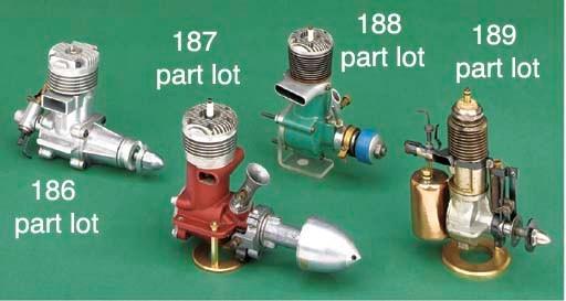 A continental spark ignition e