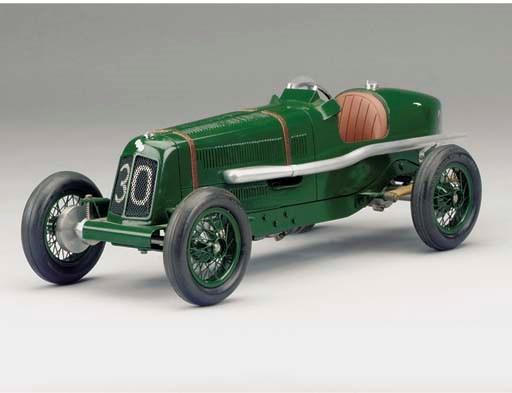 A fine model of an E.R.A. raci