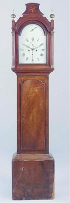 A George III mahogany and parq