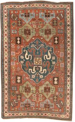 An antique Chondzorek rug, Sou