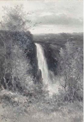C.A. de L' Aubiniere (d.1889 C