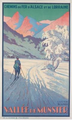 BLUMER, LUCIEN (1871-1947)