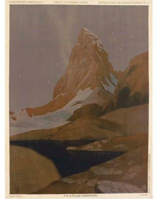 WEILAND, Hans Beat (1867-1945)