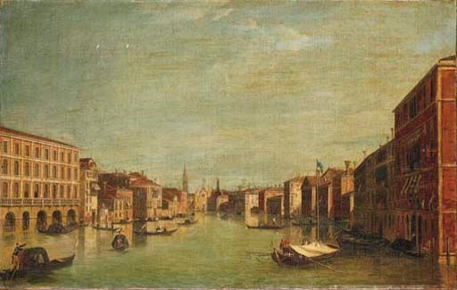 Manner of Antonio Canal, calle