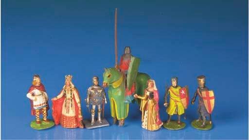 Carman Knights of the Crusades