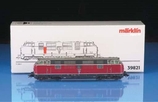 Märklin Diesel Outline Digital