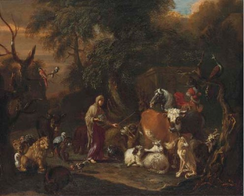 Michael Carrée (The Hague 1657
