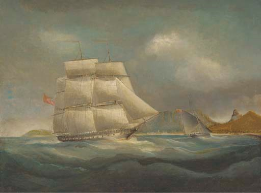 Attributed to Thomas Baines (1