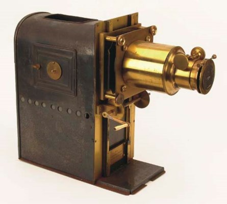 Terpuoscope magic lantern