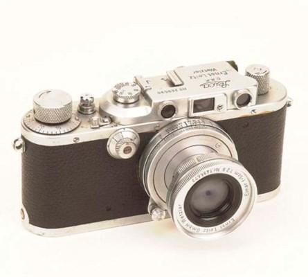 Leica IIIa no. 269590