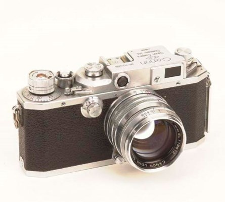 Canon IIF no. 112386