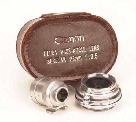 Canon lens set