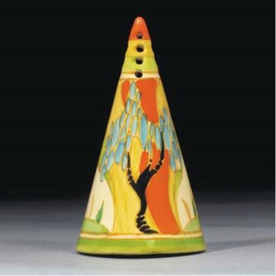 A Windbells Conical Sugar Sift
