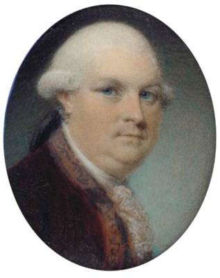 Samuel Shelley, circa 1770/75