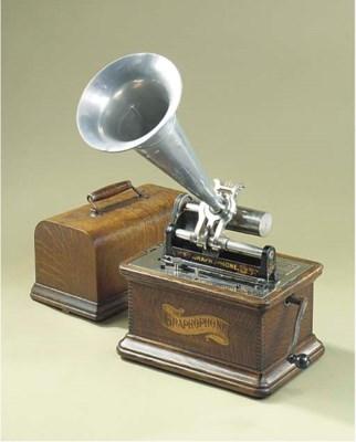 A Type AZ graphhophone,