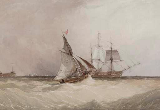 Charles Bentley, O.W.S. (1806-