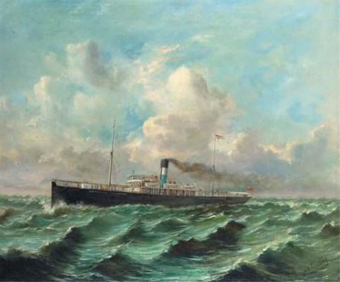 A. W. Gostling (c.1900)
