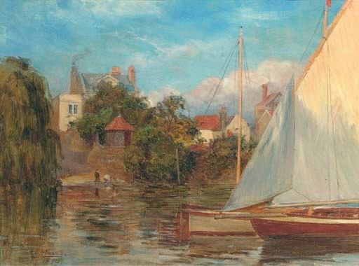 John Seymour Lucas, R.A., R.I.