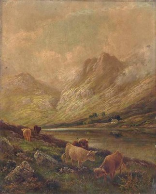 Albert Dunington (1860-1928)