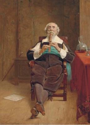 John Watson Nicol (Fl.1876-192