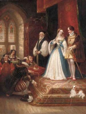 Thomas Jones Barker (1815-1882