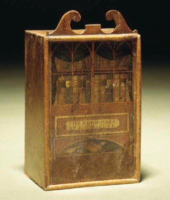 The Book-Case of Knowledge, or