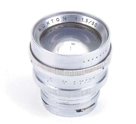 Nokton f/1.5 50mm. no. 3339579
