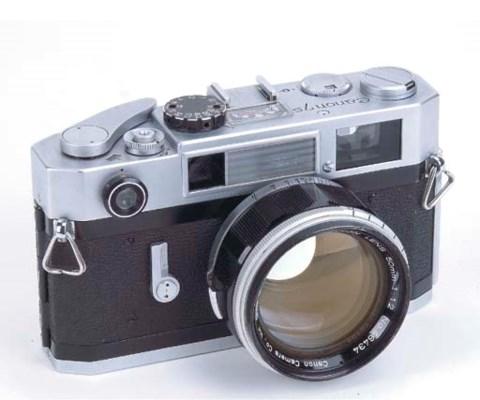 Canon 7S no. 120919