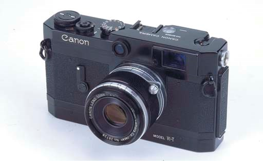 Canon VI-T no. 601925