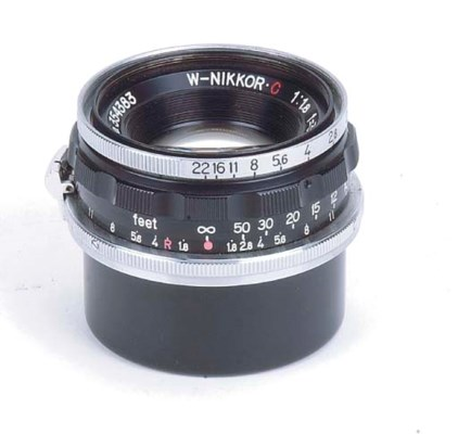 W-Nikkor·C f/1.8 3.5cm. no. 35