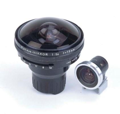 Fisheye-Nikkor f/5.6 7.5mm. no