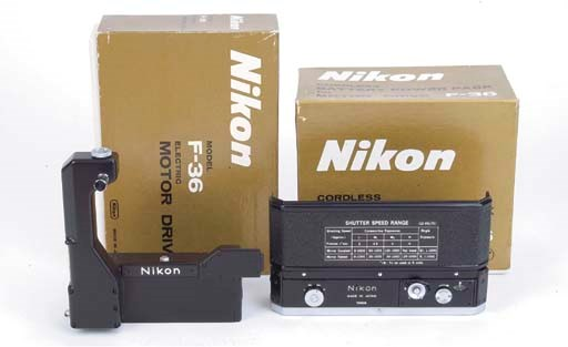 Nikon F36 Motor Set